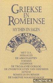 ROODBEEN, MERIT - Griekse en Romeinse mythen en sagen