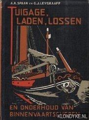 SPAAN, A.A. & LEYGRAAFF, G.J. - Tuigage, laden, lossen en onderhoud van binnenvaartschepen
