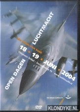 DIVERSE AUTEURS - Open dagen Luchtmacht 2004 (DVD)