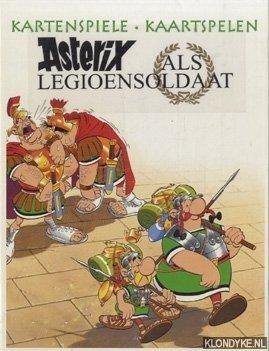 Diverse auteurs - Asterix als legioensoldaat - kaartspelen / Asterix als Legionär - Kartenspielen