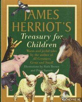 HERRIO, JAMES - Treasury for children
