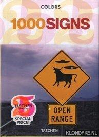 DIVERSE AUTEURS - Colors. 1000 Signs