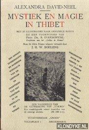 David-Neel, Alexandra - Mystiek en magie in Thibet