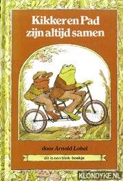 Lobel, Arnold - Kikker en pad zijn altijd samen. AVI-6