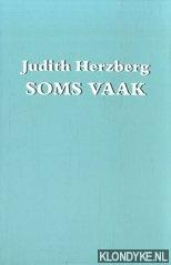 Herzberg, Judith - Soms vaak