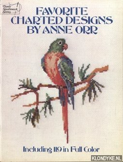 ORR, ANNE - Favorite charted designs by Anne Orr