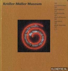 Straaten, Evert J. van - Kroller-Muller Museum 101 meesterwerken