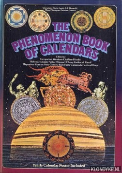 Sesti, Giuseppe Maria en anderen - The phenomenon book of calendars (yearly calendar poster ioncluded)