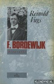 VUGS, REINOLD - F. Bordewijk biografie
