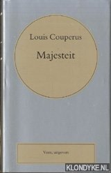 Couperus, Louis - Majesteit