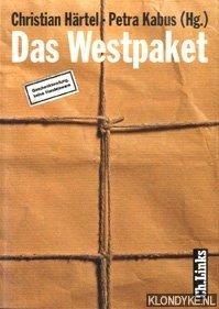 Härtel, Christian & Kabus, Petra - Das Westpaket. Geschenksendung, keine Handelsware
