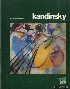 Bozo, Dominique - Kandinsky ,album de l'exposition