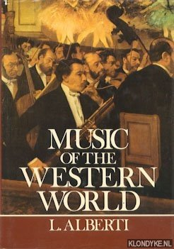 ALBERTI, L. - Music of the Western World