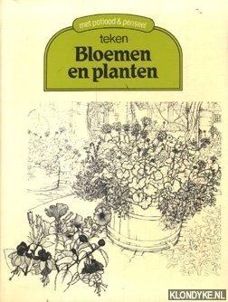 SEYMOUR, MARY - Teken Bloemen en Planten. Met potlood en penseel