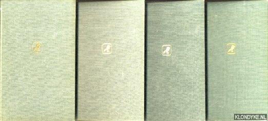 COUPERUS, LOUIS - De boeken der kleine zielen: I) De kleine zielen; II) Het late leven; III) Zielenschemerin; IV) Het heilige weten (4 delen)