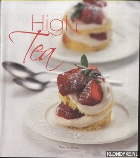 Spierings, Thea - High tea. 80 tongstrelende hapjes