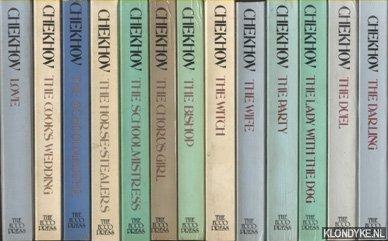 CHEKHOV, ANTON PAVLOVICH - The Tales of Chekhov (13 volumes, complete)