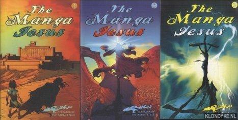 SIKU - The Manga Jesus (3 volumes)