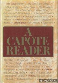 CAPOTE, TRUMAN - A Capote Reader