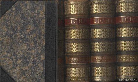 KOOY, JOHN - Licht. Populair-wetenschappelijke uitgave. Tweede reeks (4 delen)