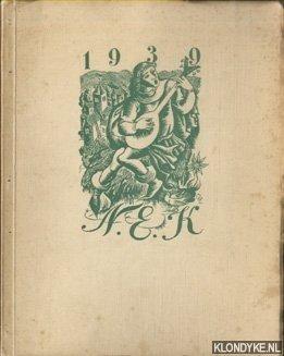 SCHWENCKE, JOHAN - N.E.K. Nederlandsche Exlibris Kring - 1939
