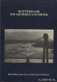 BARJESTEH VAN WAALWIJK VAN DOORN, L.A.F. & DRS. L.M. VAN DER HOEVEN (ONDER REDACTIE VAN) - Rotterdams Kwartierstatenboek