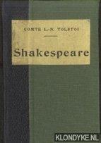 TOLSTOI, COMTE L.N. & J.-W. BIENSTOCK (TRADUIT PAR) - Shakespeare