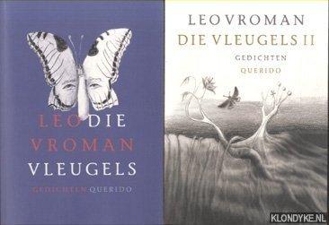 VROMAN, LEO - Die vleugels. Gedichten (deel I + II)