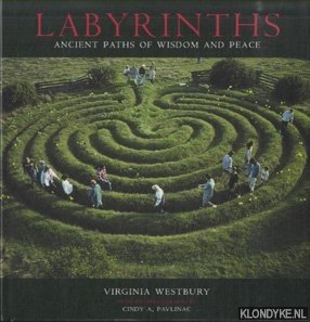 WESTBURY, VIRGINIA - Labyrinths. Ancient Paths of Wisdom and Peace
