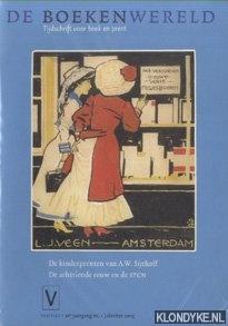DIVERSE AUTEURS - De Boekenwereld. Tijdschrift voor boek en prent - Jaargang 20 (5 nummers, compleet)