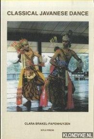 BRAKEL-PAPENHUYZEN, CLARA - Classical Javanese Dance