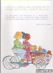 JELSMA, JUDITH G.M. - Lifestyle Counselling Intervention to prevent Gestational Diabetes Mellitus