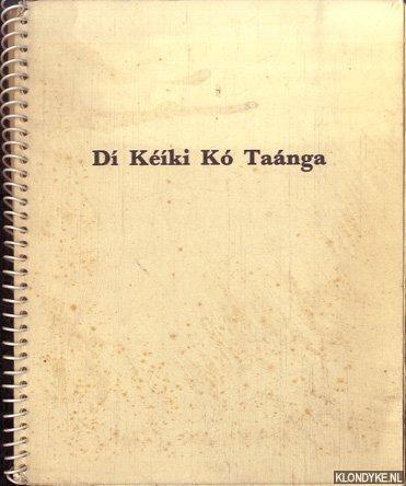VARIOUS - Di Keiki Ko Taanga. Handelingen - Saramakaans