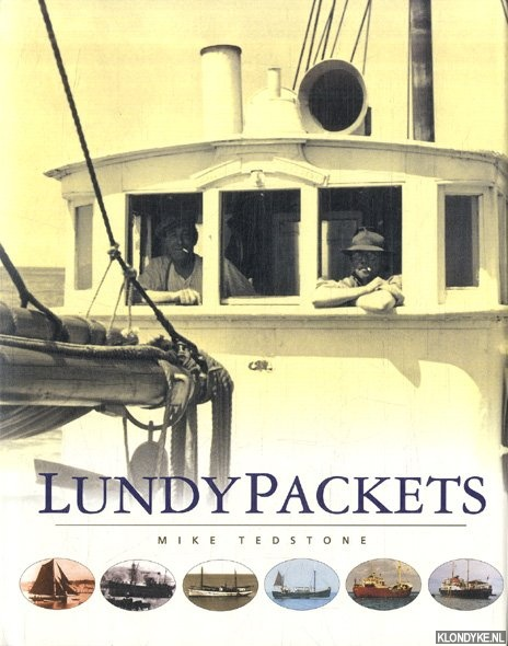 TEDSTONE, MIKE - Lundy Packets