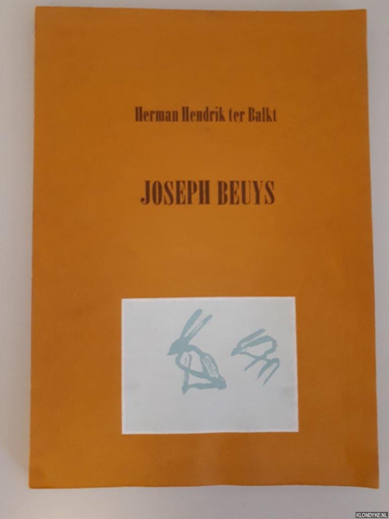 BALKT, H.H. TER - Joseph Beuys