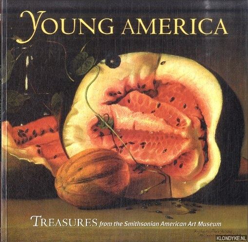 PASTAN, AMY - Young America. Treasures from the Smithsonian American Art Museum