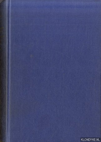 BRUCKNER, J. - A bibliographical catalogue of seventeenth-century German books published in Holland