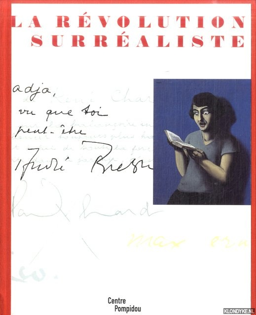 SPIES, WERNER - Revolution Surrealiste