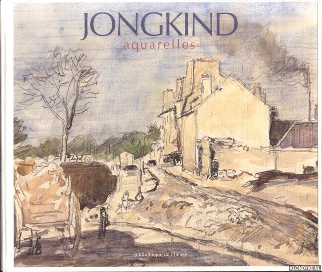 SILLEVIS, JOHN - Jongkind aquarelles