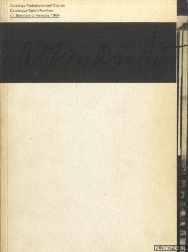 TUYL, GIJS VAN (INTRODUCTION) - Armando: Catalogo Padiglione dell'Olanda / Catalogue Dutch Pavilion: 41. Biennale di Venezia, 1984