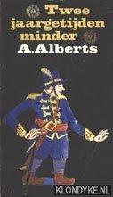 Alberts, A. - Boekenweek 1982: Twee jaargetijden minder