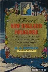 A treasury of New England f...