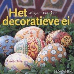 FRANKEN, MIRJAM - Het decoratieve ei