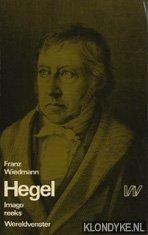 WIEDMANN, FRANZ - Hegel