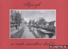 KEIZER, C. - Rijswijk in oude ansichten deel 1