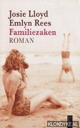 LLOYD, JOSIE - Familiezaken, roman