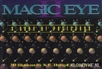 THING, N.E. - Magic eye II: a book of postcards: 3D illusions