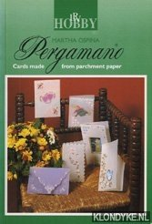 OSPINA, MARTHA - Pergamano. Cards made from parchment paper